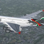 Palestinian Airlines is back in the sky