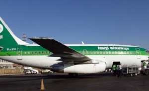 First Iraqi plane to land in Kuwait in 22 years