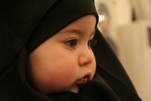KSA Veiling Baby Girls Propsal Stirs Protest