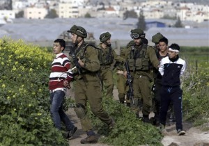israel-arrests