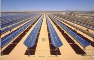 Algeria UK partner in renewable energy development