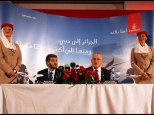 Emirates Launches Daily Flights to Algiers