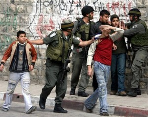 UNICEF Denounces Ill-treatment of Palestinian Children in Israeli Military Detention
