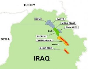Kurdistan-omv