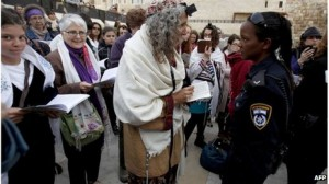 Women and the Western Wall