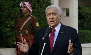 Jordan's PM Ensour