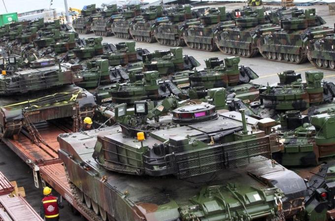 world-biggest-military-exercice