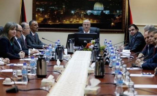 cabinet-palestine