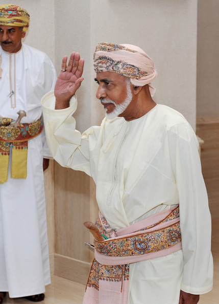 Oman-Qaboos