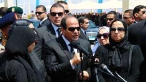 Egypt controversial anti-terror law adopted, heavy fines for false report