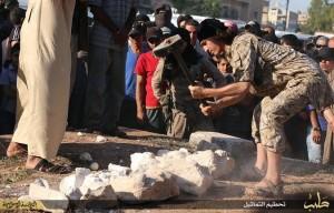Iraqi, Syrian artifacts on sale in Western market, FBI suspects IS