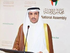 Kuwait must reveal the identities of terror supporters, Speaker Al Ganem