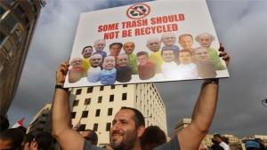 Lebanon Garbage crisis worsen after Hezbollah cabinet meeting walkout