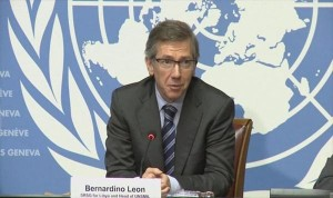 Libya Solution lies with Libyans and political parties, Leon tells Security Council