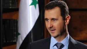 Syria Assad clears air on Syrian war allies