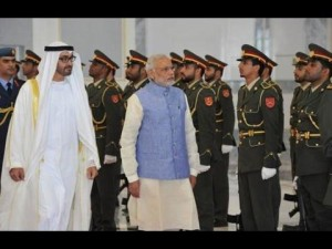 UAE India boost ties, trade and investment key areas