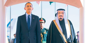 US-KSA: King Salman expected in Washington next week for his maiden state visit