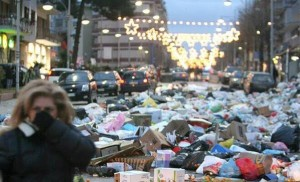 You Stink and co. want government resignation as garbage crisis worsens