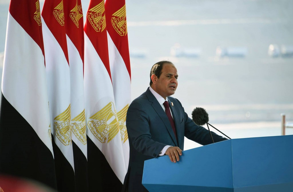 Egypt Lets Make It A Warmer Place Sisi Tells Israel Fatah And