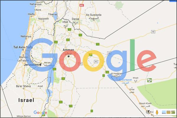 Palestine google removes palestine from maps replaces it by palestine google removes palestine from maps replaces it by israel gumiabroncs Images