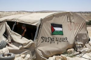 Susiya-village