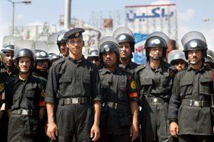 egypt-police