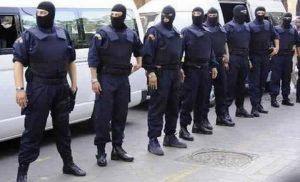 police-morocco