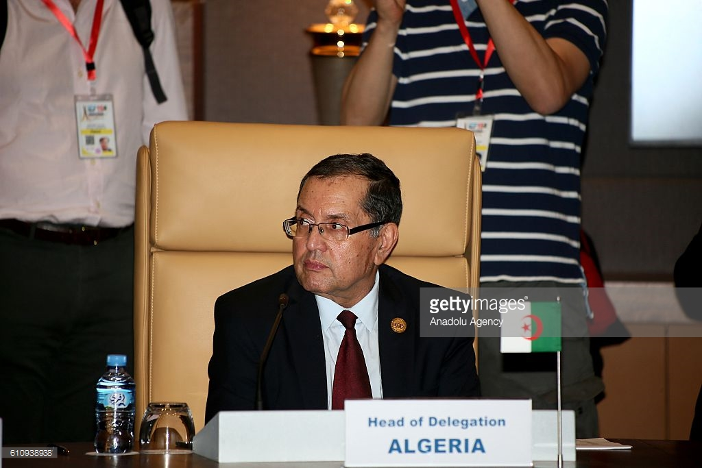 There Will Be No Return On Algiers Agreement Energy Minister