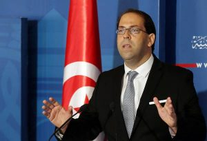 Tunisian President meets Prime Minister-designate