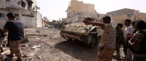Operazioni militari contro l'Isis