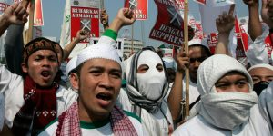 protest-against-Ahmadiyya