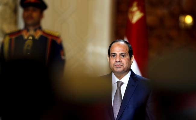 Egypt's president ratifies disputed Saudi islands pact