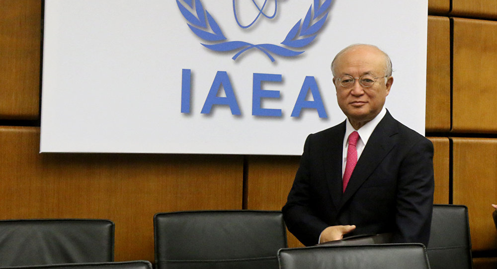Teheran warns IAEA against succumbing to USA inspection demand