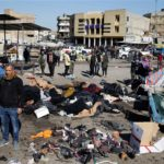Iraqi army blames two nationals for Baghdad twin deadly attacks